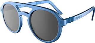 Ki ET LA - Gafas de sol infantiles de 9-12 años - CraZyg-Zag SUN PiZZ