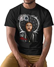 Androo's Art Colin Kaepernick T-Shirt, GQ Cover Justified - Black History Unisex