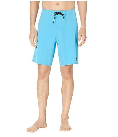 Quiksilver Highline Kaimana 20 Boardshorts (Malibu Blue) Men