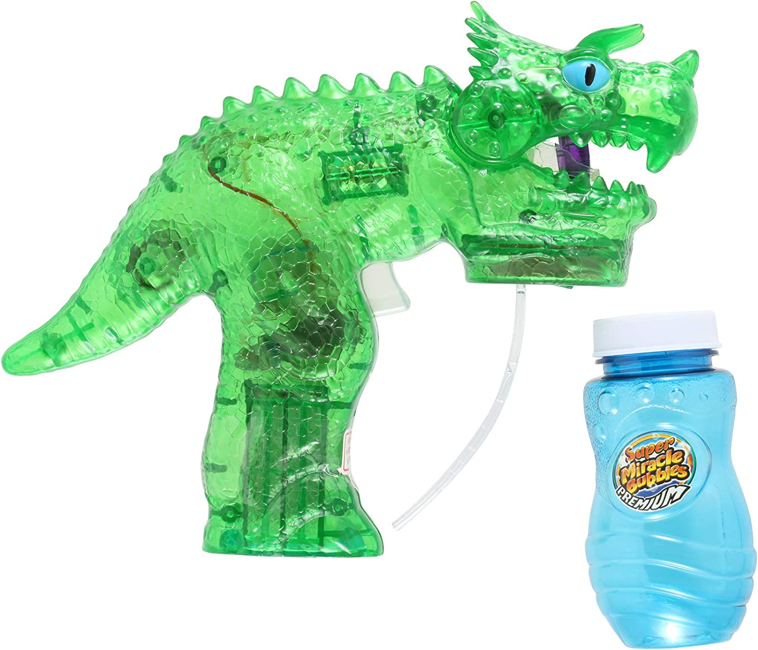 Imperial Toy Roaring Dino Bubble Blaster by Imperial Toy