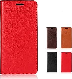 Xperia エクスペリア Z4 ケース カバー 手帳型 本革 レザー 財布型 カードポケット スタンド機能 docomo SO-03G au SOV31 softbank 402SO対応 Xperia Z4 レッド