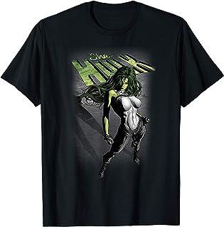 Marvel She-Hulk Shadow T-Shirt