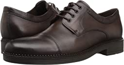 Newcastle Cap Toe Tie
