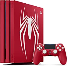 PS4 Game Console PlayStation 4 Pro Marvel's Spider-Man Limited Edition Japan