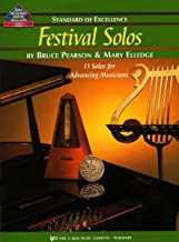 W39PA - Standard of Excellence - Festival Solos Book 3 - Piano Accompaniment