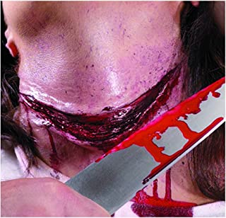Rubie's Bloody Knife Wound Latex Theater Quality Costume Makeup