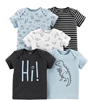 Carter's Baby Boys' 5-Pack Bodysuits