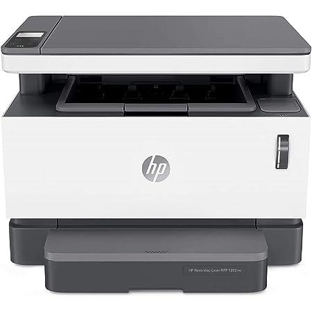 HP Neverstop Laser 1202nw - Imprimante Multifonction Laser Monochrome (A4,Wifi, HP Smart, Impression, Copie, Numérisation)