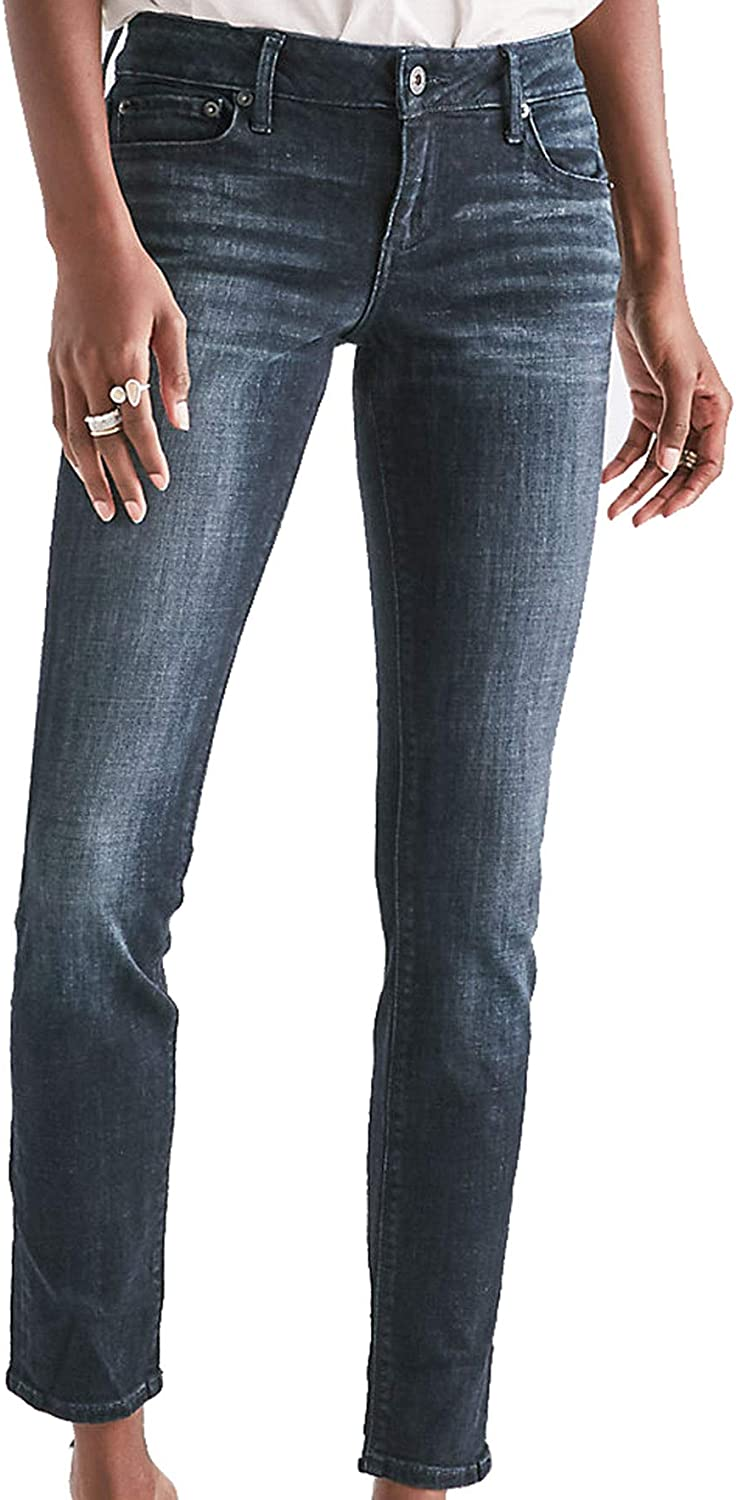 Lucky Brand Women's Lolita Mid Rise Curvy Fit Skinny Jeans Lake Huxley