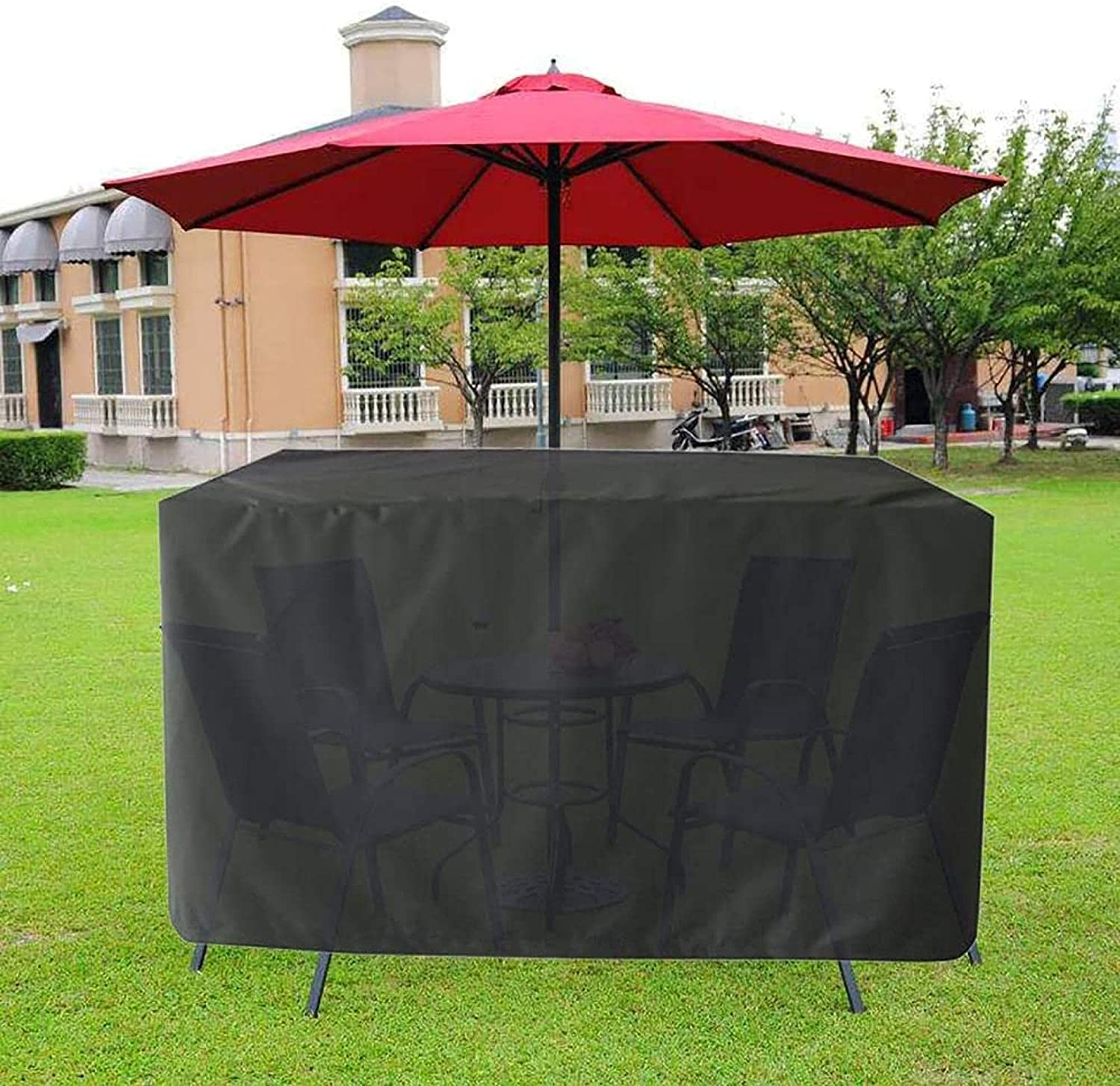 Patio Memphis Mall Furniture Covers Portland Mall Waterproof Dust-Proof Rectangul Outdoor