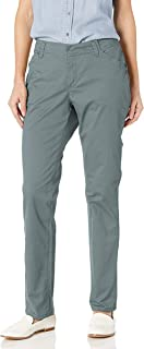 Lee Women's Midrise Fit Essential Chino Pant