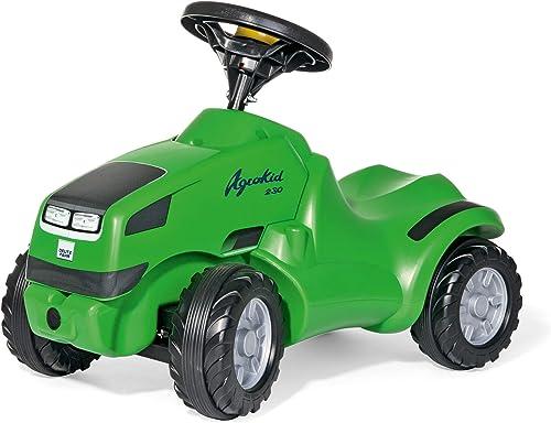 para proporcionarle una compra en línea agradable Rolly Toys 132102 rollyMinitrac - Tractor Deutz-Fahr Deutz-Fahr Deutz-Fahr Agrokid 230, verde  cómodo