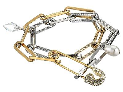 Swarovski So Cool Chain Bracelet (White) Bracelet