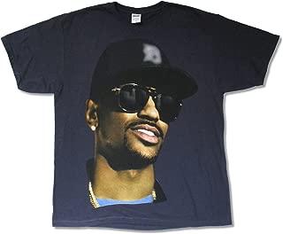Big Sean Anticipation Tour 2012 Navy Blue T Shirt