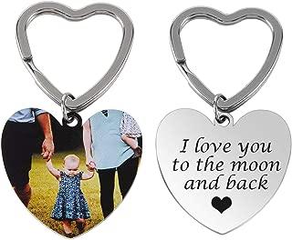 custom photo gift tags