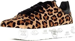 PREMIATA Belle 4029 Sneaker Donna in Cavallino Giaguaro
