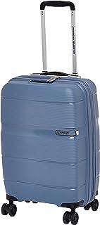 حقيبة سفر صغيرة من أمريكان توريستر لينيكس صلبة لحمل الأغراض الصغيرة، أداة تدوير 55 سم