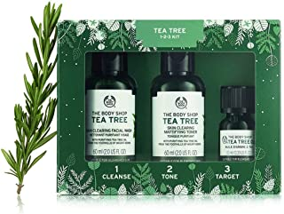 The Body Shop Tea Tree 123 Essential Kit