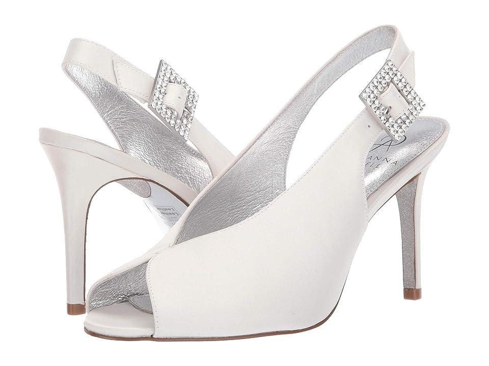 Adrianna Papell Fiora Pump (Ivory) High Heels