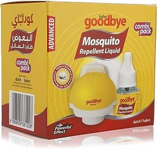 Habro Goodbye Mosquito Repellent Liquid - 45 ml