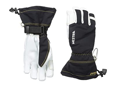 Hestra Army Leather GTX (Black) Ski Gloves