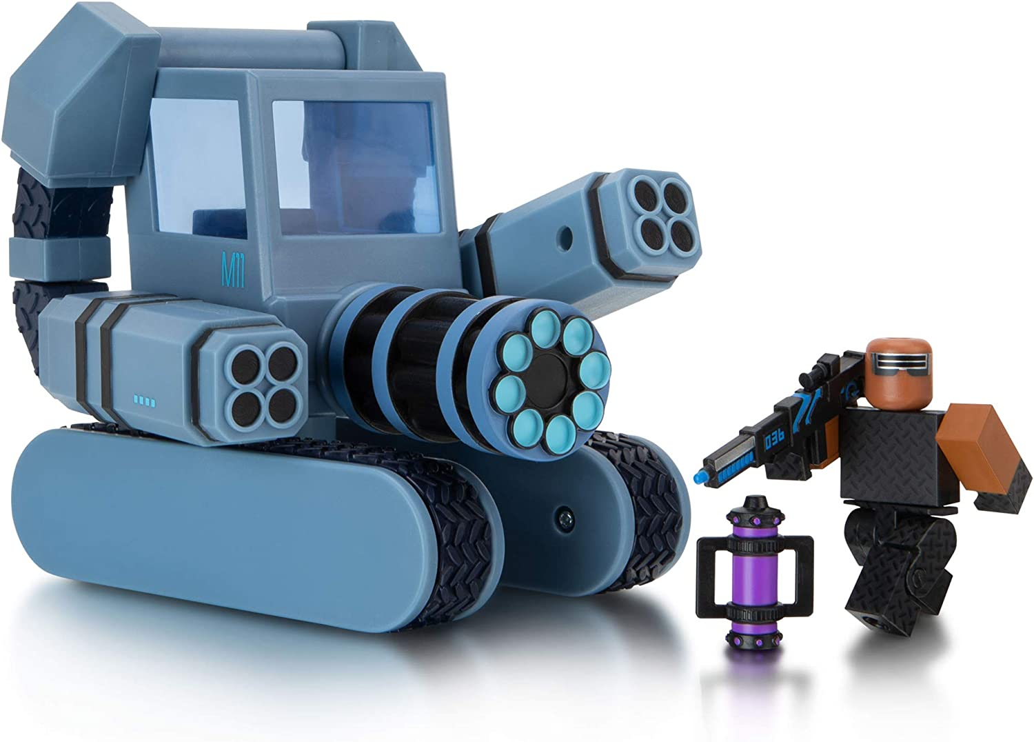 Roblox Action Collection - Tower Battles: ZED Vehicle [Includes Exclusive Virtual Item]