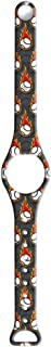 Watchitude Watch Band for Move2, Move, and BLIP Watches, Fast Ball - Adjustable, for Boys and Girls, Safe Kids Bands, Mix & Match to Customize, Pure Silicone, Colorful, Lightweight, Strong