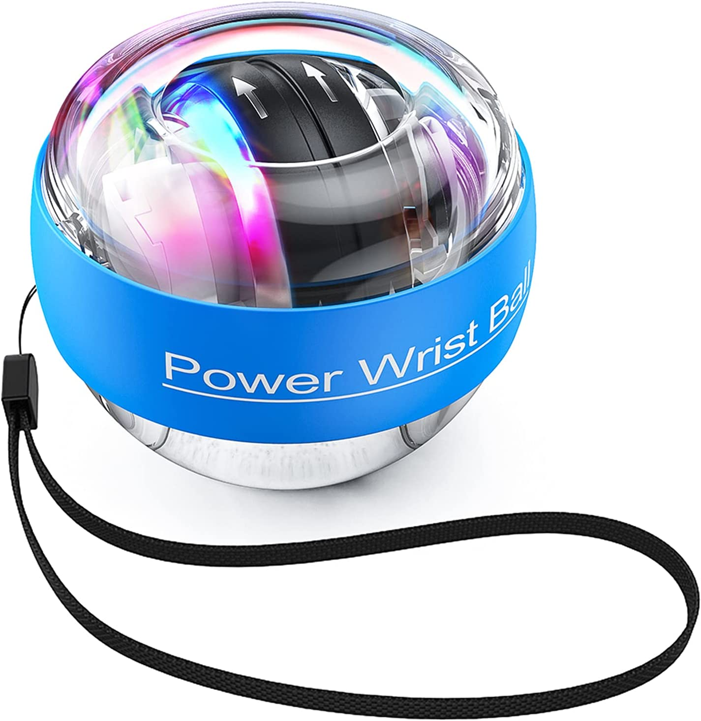 TimeSport Upgraded Auto-Start Purchase Power Wrist Ball Hand Our shop OFFers the best service Spinner Gyro