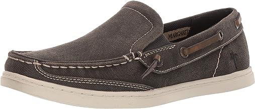 Margaritaville Men's Dock Slip On Boat Shoe