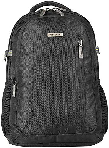 Aristocrat Urban 28 Ltrs Black Laptop Backpack LPBPURBPBLK
