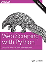 web scraping books