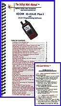 Icom ID-51A/E Plus2 Mini-Manual & Card Combo