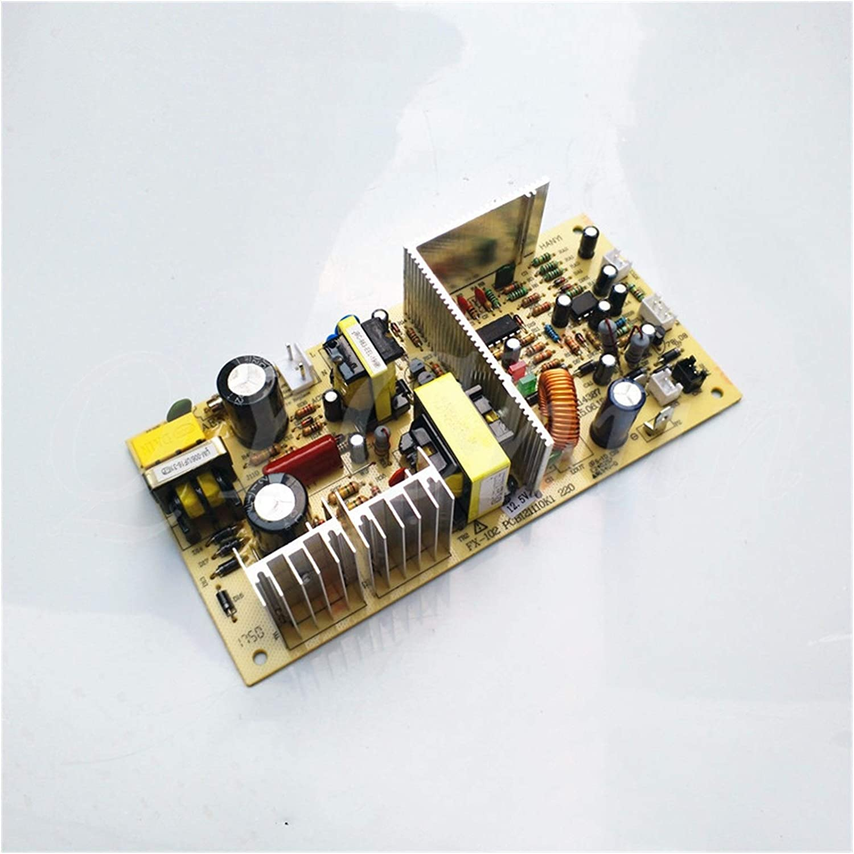 Graciella Junta de Control de Enfriador de Vino 1pcs FX-102 PCB121110K1 SH14387 FX-102 PCB90829F1 en Forma for el KRUPS Enfriador de Vino Graciella (Color : FX102 10.5V 50W)