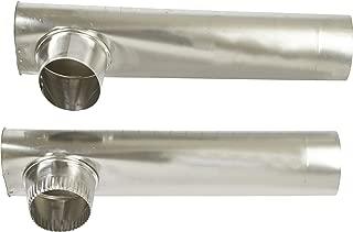 Best skinny duct telescoping aluminum dryer vent Reviews