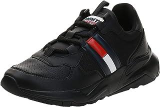 حذاء جري بتصميم مكتنز للرجال من تومي جينز