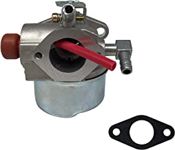 SHUmandala Carburetor Replace for Tecumseh 640271 640350 640303 13566 LV195EA LEV100 LEV105 LEV120 Toro 20016 20017 20018 Lawn Boy 10682 10683 10684 10685 Carb with Gasket