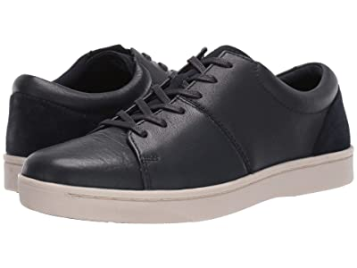 Clarks Kitna Vibe (Navy Leather) Men