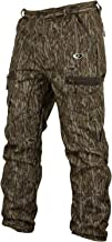 Mossy Oak Sherpa 2.0 Fleece Lined Camo Hunting Pants for Men, Hunting Clothes