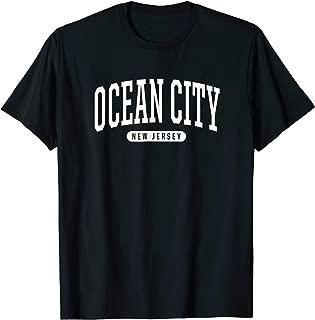 Ocean City New Jersey T Shirt Ocean City TShirt Tee Gifts NJ