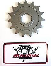 Driveline Performance Yamaha Banshee Front Sprocket - 15 Tooth