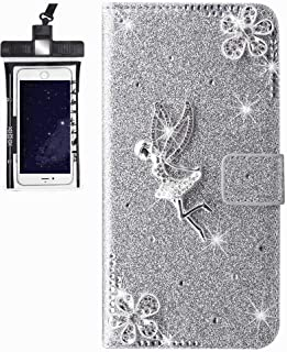 Flip Case for Samsung Galaxy Note10 Pro Shockproof Ultra Thin Protective Cover, Design Cell Mobile Phone Case with Free Waterproof Case