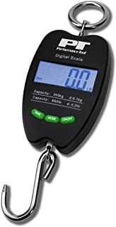 Performance Tool W1478 Black All Purpose Digital Scale (660lb) for for Hunting, Home, Automotive, and More