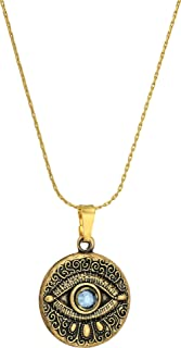 Alex and Ani Evil Eye Expandable Necklace