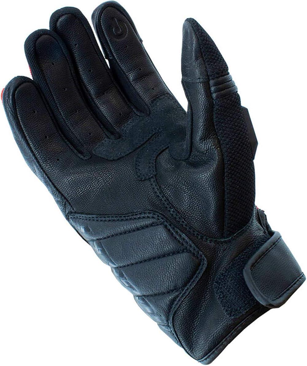 Joe Rocket Tactile Mens Street Motorcycle Gloves Black//Black//Large