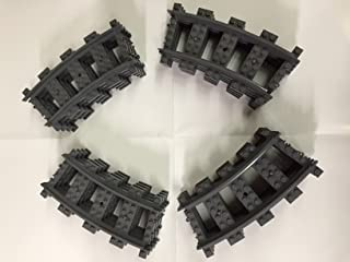 Lego Train 16 Pieces of RC Curved Track Circle