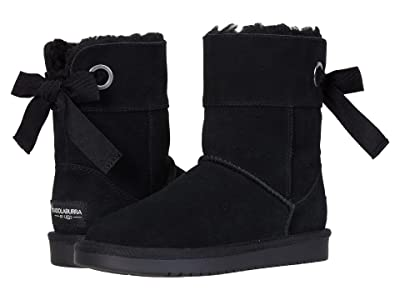 Koolaburra by UGG Kids Andrah Short (Little Kid/Big Kid) (Black) Girl