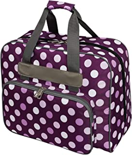Baosity Sewing Machine Carrying Case Tote Bag Universal Travel Carry Storage Cover