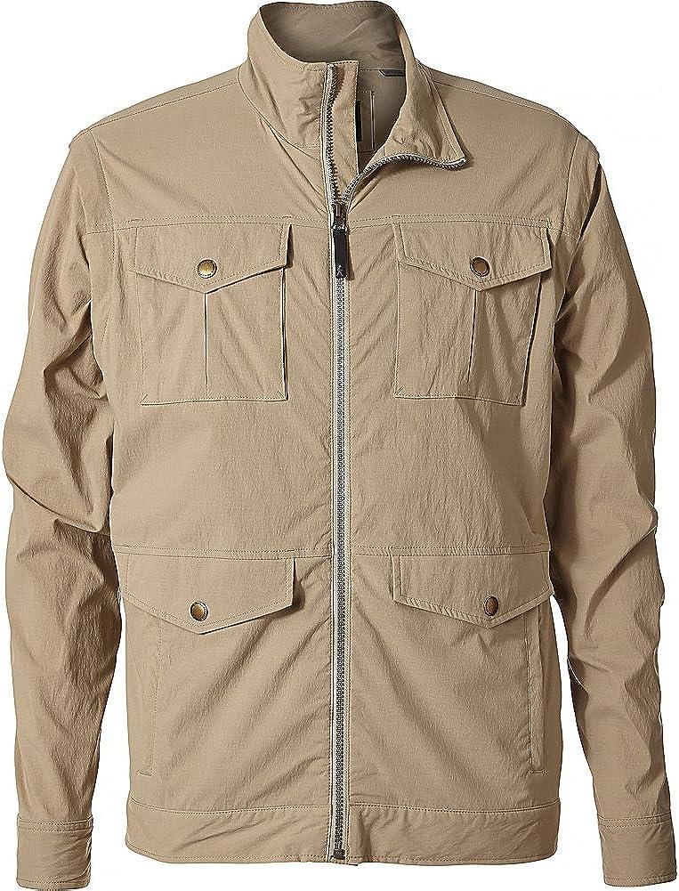Royal Robbins Men's Traveler Store Jacket Max 57% OFF Convertible