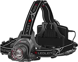 Ledlenser - H14R.2 Headlamp with 1000 Lumens Output, Innovative Rotation Switch, Energy Management System and Rechargeability