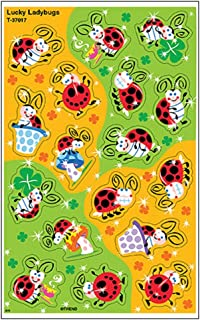 Lucky Ladybugs Foil Stickers
